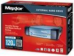 Achat Disque dur externe Maxtor Personal Storage 5000DV 120 Go 7200 tpm (USB 2.0/FireWire)