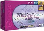 Achat Carte graphique Leadtek WinFast A280 LE TD MyVIVO 64 Mo