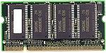 Achat Mémoire PC portable IBM SO-DIMM DDR-SDRAM 256 Mo PC2100 (garantie constructeur 3 ans)