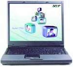 "Achat PC portable Acer Aspire 1357LM - Athlon XP-M 3000+ 256 Mo 40 Go 15"" TFT DVD-RW WXPH"