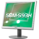 "Achat Ecran PC Sony 19"" LCD - SDM-S93H"