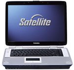 """Achat PC portable Toshiba Satellite P10-204 -  P4 2.6 GHz 512 Mo 60 Go 15.4"""" TFT DVD-RW WXPM"""