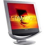 "Achat Ecran PC Sony 17"" LCD - SDM-HX73S (Argent)"