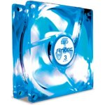 Ventilateur boîtier D Bleu