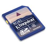 Carte mémoire Type de mémoire flash SDHC