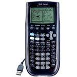 Calculatrice Texas Instruments Type de calculatrice Calculatrice graphique