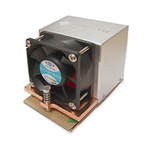 Ventilateur processeur Matériaux Aluminium