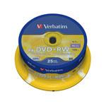 DVD 25 Quantité