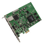 Carte d'acquisition Bus PCI Express 1x
