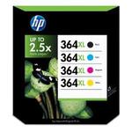 Cartouche imprimante HP 4 cartouches
