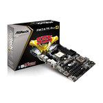 Carte mère ASRock 16 Go maximale de RAM par slot