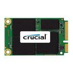 Disque SSD Crucial Type de mémoire Flash MLC