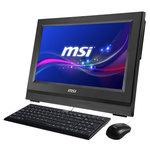PC de bureau MSI Processeur Intel Atom
