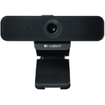 Webcam Logitech Couleur Noir