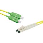 Câble fibre Optique Connecteur SC-APC - Fibre Optique