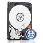"Disque dur 2""1/2 Interface avec l'ordinateur Serial ATA 6Gb/s"