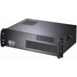 Boîtier PC emplacements pour ventilateur en facade 60 mm