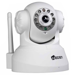 Caméra IP Heden Microphone intégré