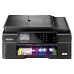 Imprimante multifonction Brother Résolution d'impression noir et blanc maxi 6000 x 1200 dpi