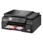 Imprimante multifonction Brother Format de papier Com-10