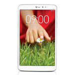 Tablette tactile LG Norme réseau sans-fil Wi-Fi G