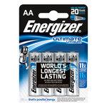 Pile & accu Energizer