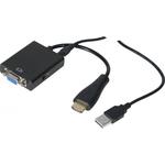HDMI Connecteur autre coté Jack 3,5mm Femelle Stéréo