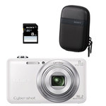 Appareil photo numérique Sony 4 mm Distance focale mini