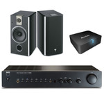 Ensemble Hifi Enceintes incluses