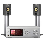 Ensemble Hifi 8 Ohm Impédance