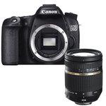 Appareil photo Reflex Canon Type de mémoire flash SDHC
