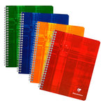 Cahier Clairefontaine Type de reliure Spirale