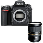 Appareil photo Reflex Nikon Stabilisateur d'image