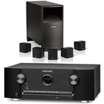 Ensemble home cinéma Entrée audio Surround PRE OUT 7.2