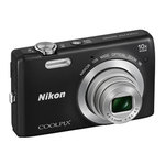 Appareil photo numérique Nikon 230000 Pixels Résolution de l'écran