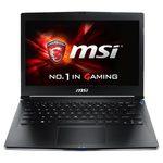 PC portable MSI Format de l'écran 16/9