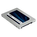 Disque SSD Crucial 500 Mo/s en écriture