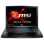PC portable MSI Interface du disque dur Serial ATA
