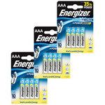 Pile & accu Energizer 12 Quantité