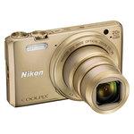 Appareil photo numérique Nikon Sorties vidéo micro HDMI Femelle