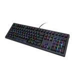 Clavier PC Type de touches Switch Cherry MX RGB Brown