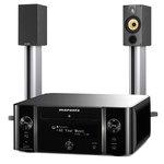 Chaîne Hifi 90 dB Rapport signal/bruit