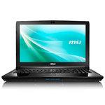 PC portable MSI Type d'activités Bureautique