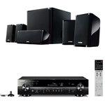 Ensemble home cinéma Format audio Dolby Digital Plus
