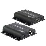 HDMI Connecteur Ethernet - RJ45 Femelle