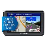 GPS Garmin Format Mémoire microSD