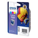 Epson T020 - Cartouche d'encre couleur