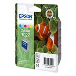 Epson T027 - Cartouche d'encre 5 couleurs