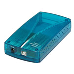 Boitier transport HDD 2 pouces 1/2 USB 2.0