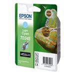 Epson T0345 - Cartouche d'encre cyan clair